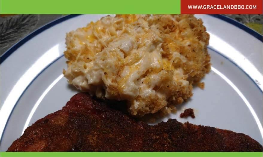 Mega Mac and Cheese recipe