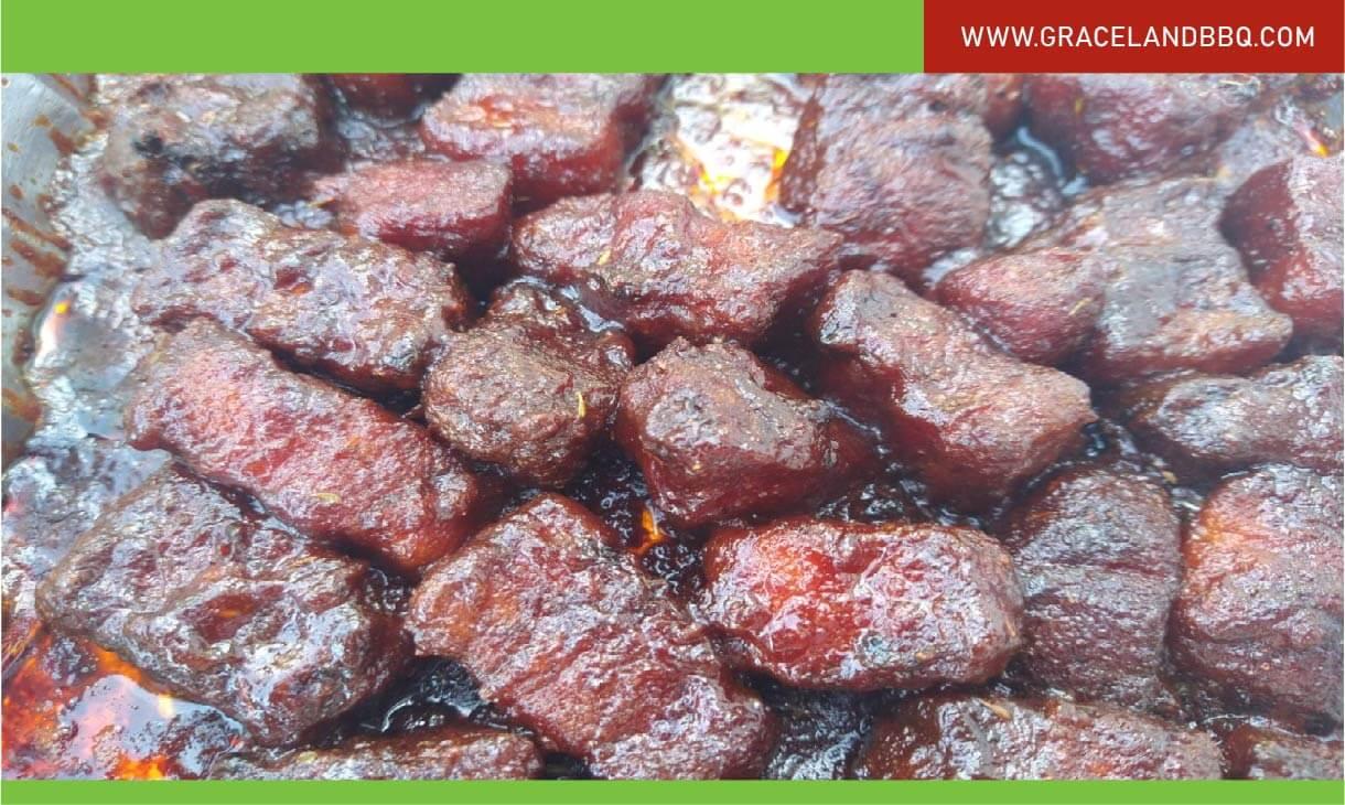 Memphis Burnt Ends Pork Belly recipe